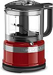 KitchenAid KFC3516ER 3.5 Cup Mini Food Processor $21