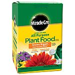 Miracle-Gro All Purpose 1-lb All Purpose Food $2.78