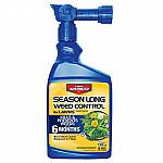 24oz Bayer Ready-to-Spray Season Long Weed Control for Lawns $2.50 (After Rebate)