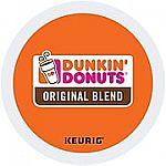 3 x 44 Count Dunkin' Donuts® Original Blend $45