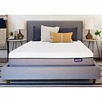 "Simmons Beauty Sleep 10"" Full Memory Foam Mattress-In-A-Box Twin $329, Queen $399, King $499 and More"