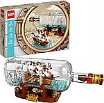 LEGO Ideas Ship in a Bottle 21313 $59