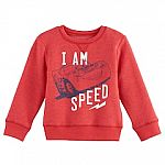 Baby and Toddler Apparel Clearance: Baby Boys' Disney Sweatshirts $2.24 and more