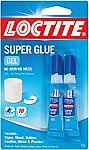 2ct Loctite Super Glue Gel (2g Tubes) $0.75