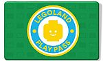 Legoland Playpass (California): $109, Add unlimited admission to SEA LIFE Aquarium for extra $10