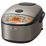 Zojirushi Induction Heating System Rice Cooker and Warmer $212 + $40 Kohls Cash