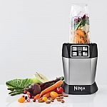 Kohl's Cardholders: Ninja XL Blender (NJ600) + $10 Kohl's Cash $49 and more