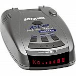 Beltronics RX65 Red Professional Series Radar/Laser Detector $106 and More