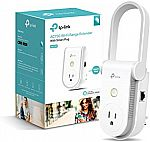 TP-Link RE270K AC750 Wi-Fi Range Extender with Smart Plug $23 and more