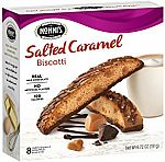 Nonni's Biscotti, Salted Caramel, 8 Count, 6.72 Ounce $2.83