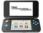 New Nintendo 2DS XL (Black/Turquoise) $100 + Free Shipping (New Customers via APP)