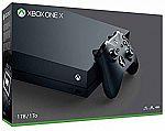 Xbox One X 1TB Console $410