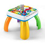 Fisher-Price Laugh & Learn Around the Town Learning Table $23.88