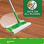 52-Ct Swiffer Sweeper Dry Sweeping Pad $5.58 + Free shipping