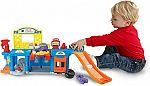 VTech Go! Go! Smart Wheels Auto Repair Center Playset $10 and more