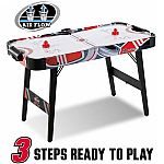 "MD Sports 48"" Air Powered Hockey Table $10"