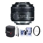 Canon EF-S 35mm f/2.8 Macro IS STM Lens $299 and more