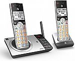 AT&T CL82207 DECT 6.0 Expandable Cordless Phone with Answering System & Smart Call Blocker $36.83