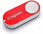 $0.99 Dash Button Sale + $4.99 Future Credit: Colgate, Finish Dishwasher Detergent, All Laundry Detergent, and FIJI Water