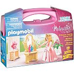 PLAYMOBIL Princess Vanity Carry Case $4.47 and more