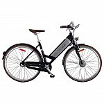 "Benelli Classica 26"" or 28"" Adult Vintage Style Electric Bicycle with Pedal Assist $649 (57% off)"