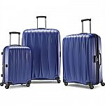 3-Piece American Tourister Arona Hardside Spinner Luggage Set $168