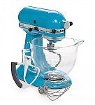 KitchenAid 5-Quart Tilt-Head Stand Mixer KSM105GB $150