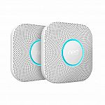 2-Pack Nest Protect Battery Powered Smoke and Carbon Monoxide Detector $179