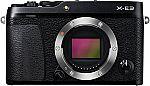 Fujifilm X-E3 Camera Body + $100 Focus Camera Gift Card $899 and More