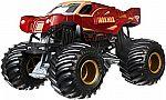 Hot Wheels Monster Jam 1:24 Die-Cast Ironman Vehicle $8 (53% Off)