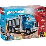 Playmobil Dump Truck $12