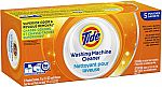 Tide Washing Machine Cleaner 5 Count $5.55
