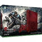 Xbox One S Gears of War 4 Limited Edition Bundle (2TB) $349