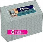 6-Pack 60-Ct Kleenex Everyday Hand Towels $8.34