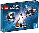 LEGO Ideas Women of Nasa 21312 Building Kit (231 Piece) $20