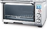 Breville BOV650XL the Compact Smart Oven Stainless Steel $128