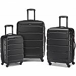 Samsonite Omni Hardside 3 Piece Nested Spinner Luggage Set (20, 24, & 28 Inch) $160 (Various Colors)