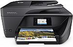 HP OfficeJet Pro 6968 All-in-One Wireless Inkjet Printer with Mobile Printing $40 + Free Shipping