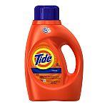 Tide 37-oz. and 40-oz. Detergent $2.99