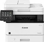 Canon imageCLASS MF424dw Monochrome Printer with Scanner Copier & Fax $136