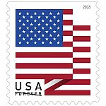 USPS Forever Stamps: 150 Count $61.25, 160-Ct $65.25