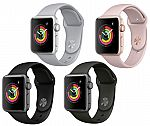 New Apple Watch Series 3 38mm Smartwatch $288