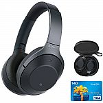 Sony Wireless WH-1000XM2 NC Headphones + with $40 Visa Gift Card $238