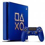 Sony PlayStation 4 Days of Play Limited Edition Gaming Console $289