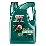 Castrol 5W-30 5-Quart Synthetic Motor Oil Jug $18