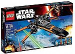 LEGO 75102 Star Wars Poe's X-Wing Fighter (717-Pieces) $53