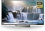 Sony XBR-75X940E 75-inch 4K HDR Ultra HD Smart LED TV (2017 Model) $2999