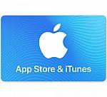 $100 App Store & iTunes Code $85