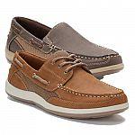 Kohls Cardholders: Select Men's Boat Shoes 2 for $33.60 ($16.80 each) & More