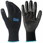 20-Pack Grease Monkey Gorilla Grip Gloves (Large) $20